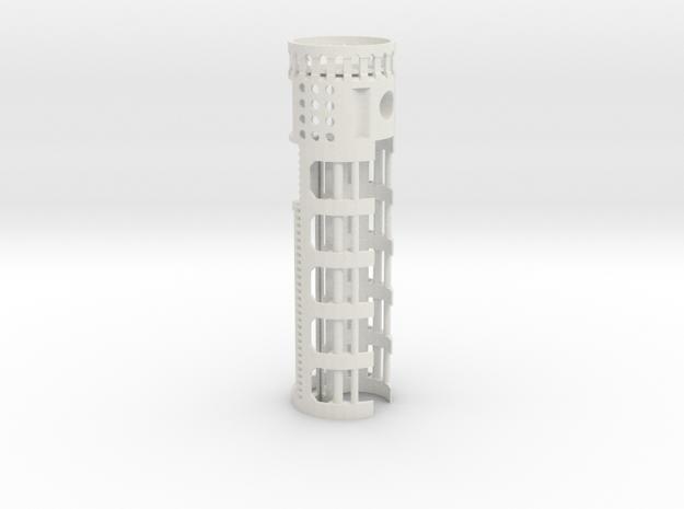 igniter/spark2-28mmRail-1.10OD in White Strong & Flexible