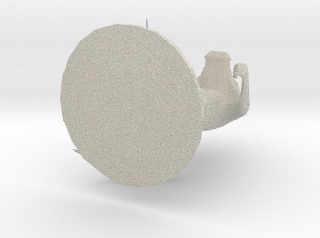 Kobold in Natural Sandstone