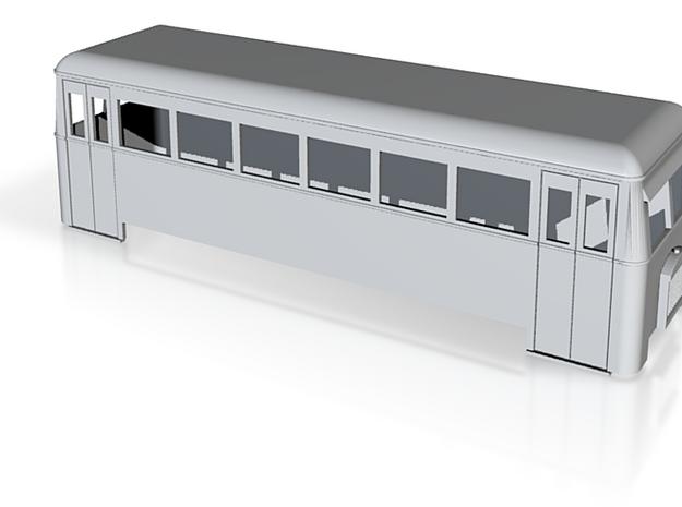 On16.5 Railbus bogie 3d printed