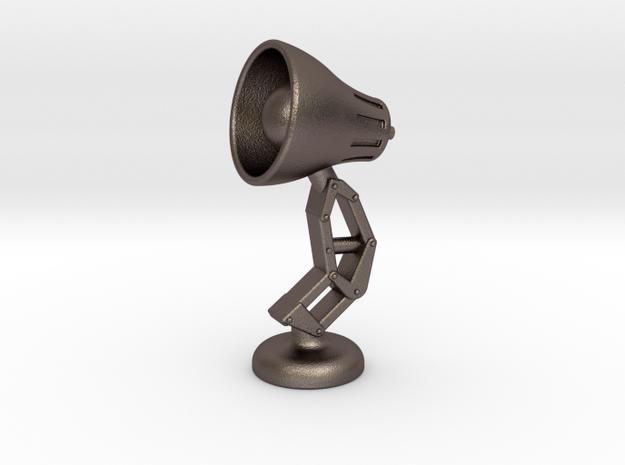 Mini Lamp Cufflink (order 2 for set) 3d printed