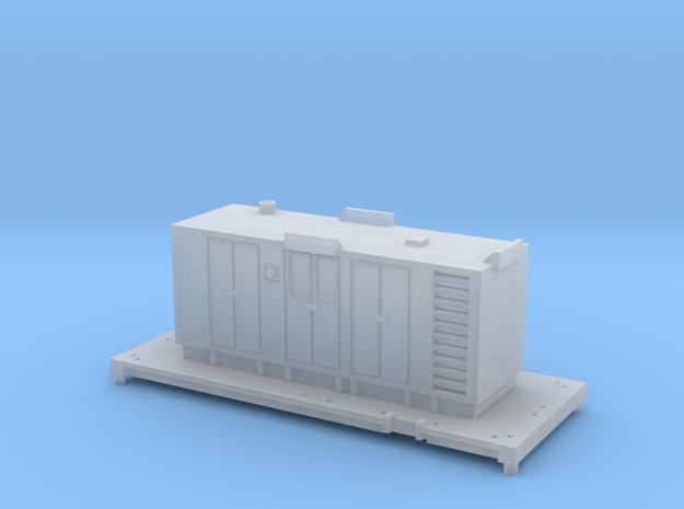 FEA-B Spine Wagon RHTT Recessed Windows Version in Smooth Fine Detail Plastic