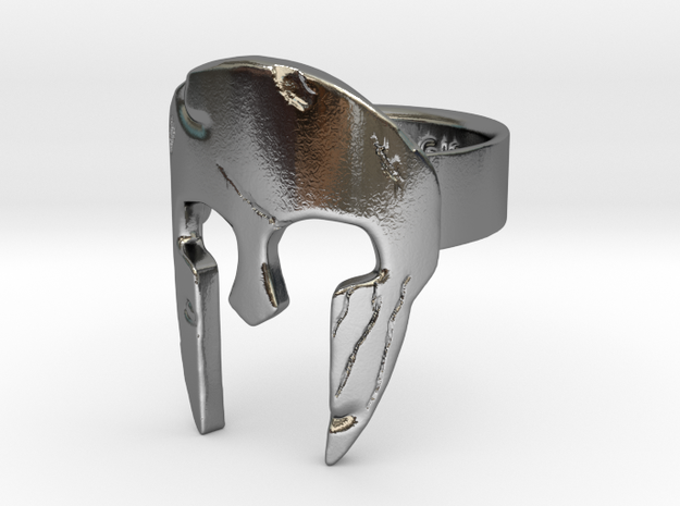 Spartan Ring Size US 11 3d printed