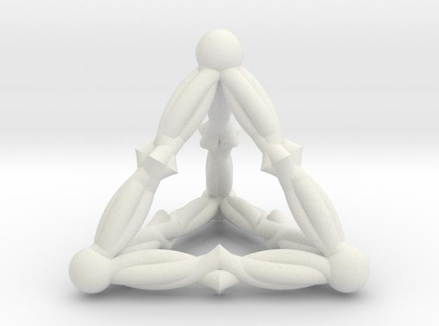 VELVET DREAMS (figurine) in White Strong & Flexible
