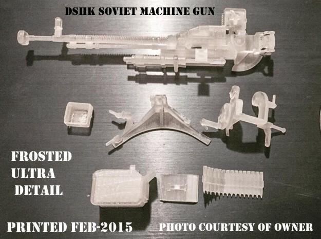 1-16 DSHK Dushka 2xSETS Exploded