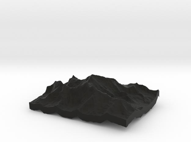 Everest80mm 3d printed
