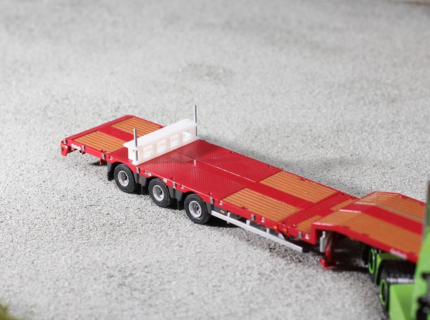 Support-stand Jumbo Trailer 10mm