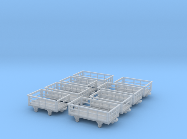 009 Slate Wagons assorted
