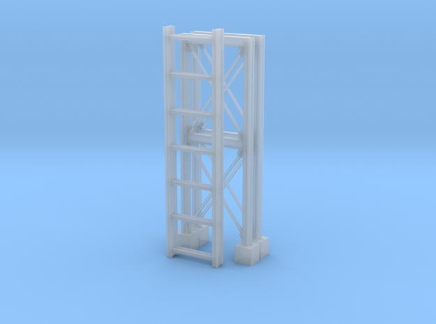 'HO Scale' - Pipe Bridge
