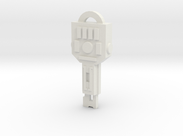 idw: Vector Sigma key in White Strong & Flexible
