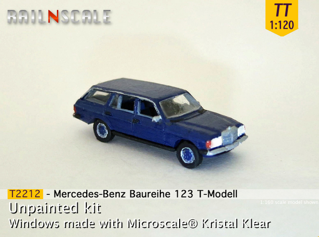 Mercedes-Benz T-Modell (TT 1:120) in Frosted Ultra Detail