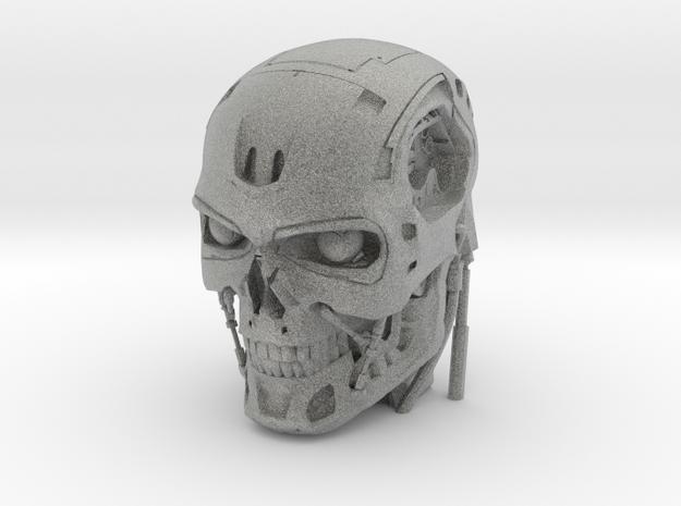 T 800 Exoskull 3d printed