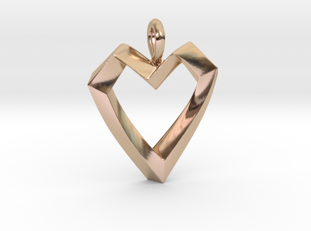 Impossible Love Pendant