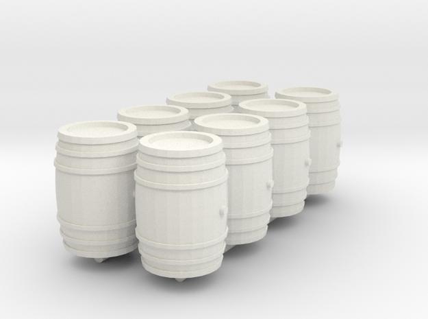 1-87 Whiskey Barrel