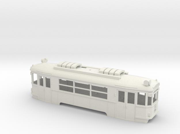 BH Wiener Linien Arbeitstriebwagen Gehäuse in White Strong & Flexible