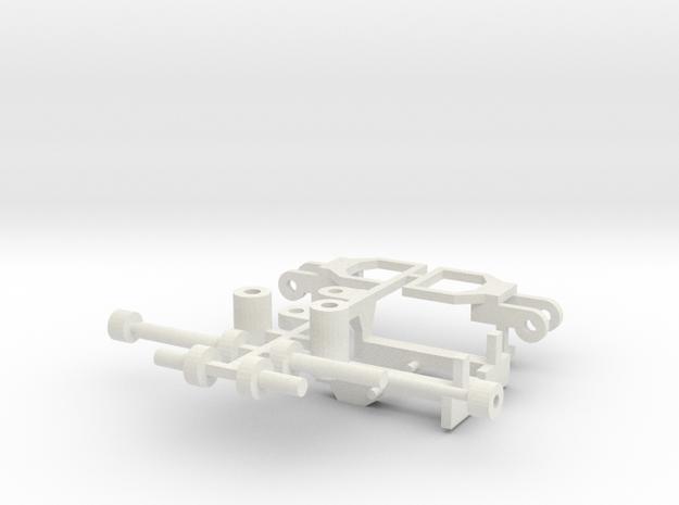 UDZ Kupplung in White Strong & Flexible