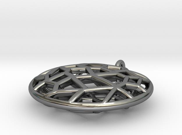 Mini Cell Pendant 3d printed
