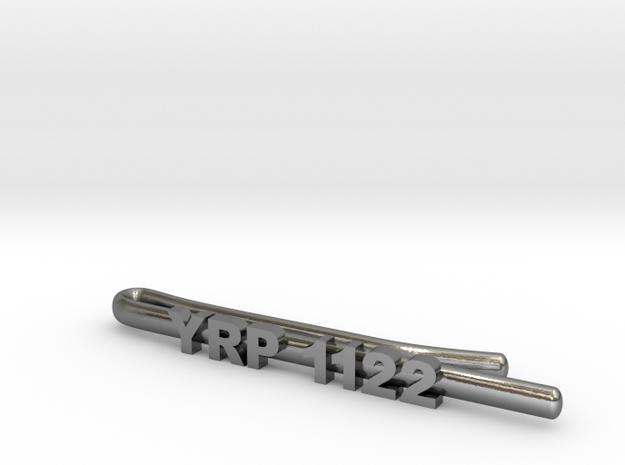 Police Tie Pin  3d printed