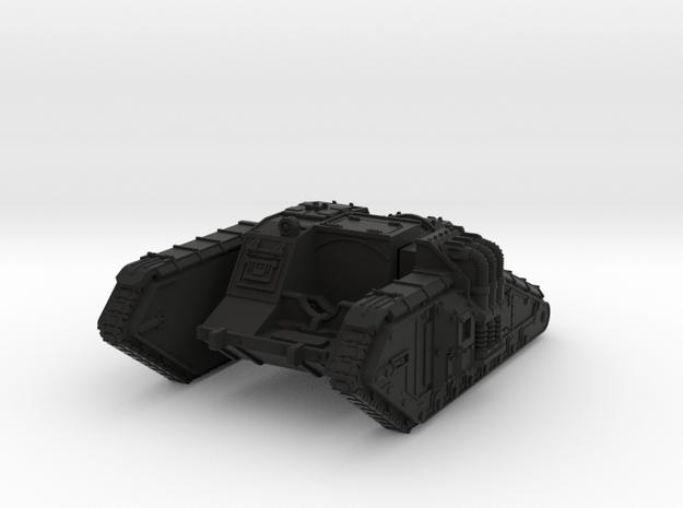 Valiant Sniper Tank 3d printed