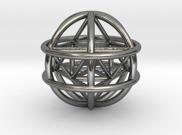 MERKABAH MAGIC (pendant)