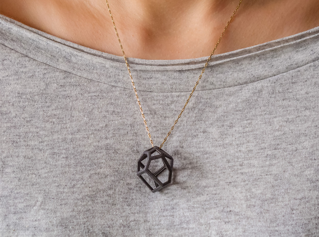 Voronoi cell necklace
