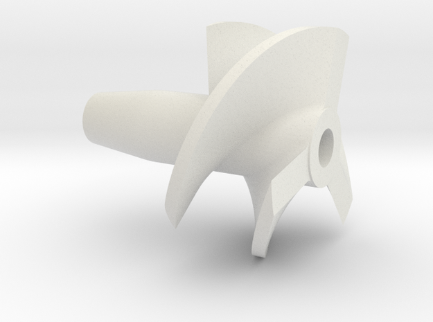 Propeller 3BL P15 in White Natural Versatile Plastic