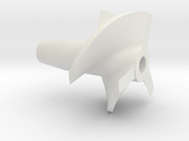 Propeller 3BL P18 in White Natural Versatile Plastic