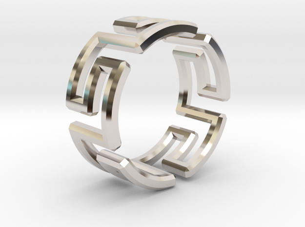 Labyrinthos Ring