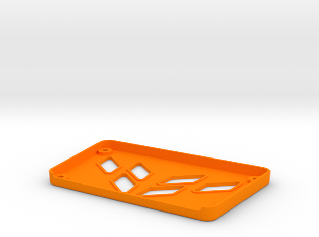 Aerialfreaks Hyper 400 3D PDB Protector in Orange Strong & Flexible Polished