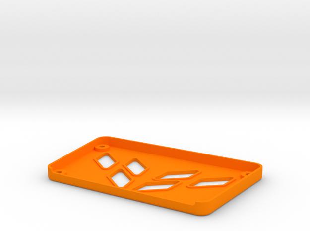 Aerialfreaks Hyper 400 3D PDB Protector in Orange Processed Versatile Plastic