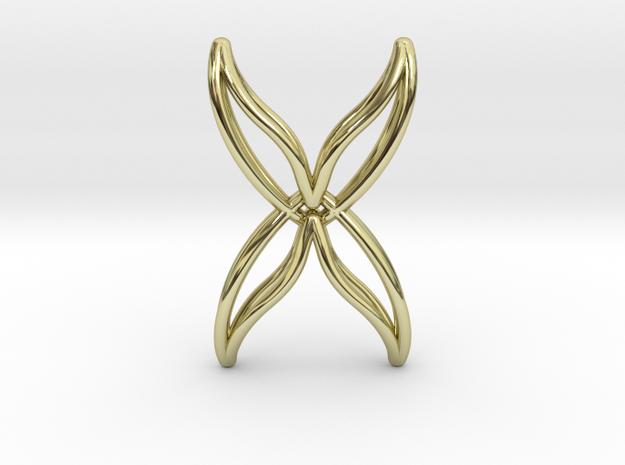 sWINGS W7 in 18k Gold Plated Brass