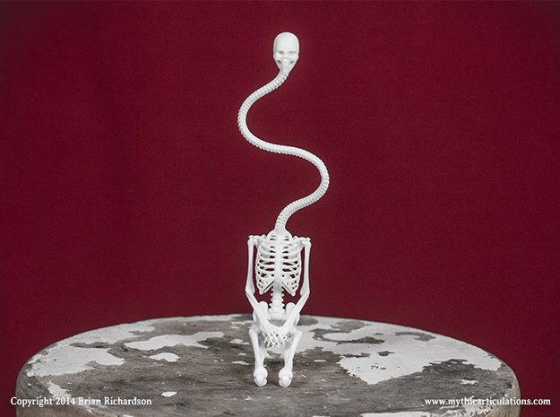 Rokurokubi Skeleton