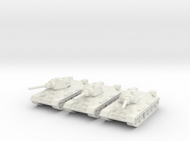 1/160  T-34 tanks