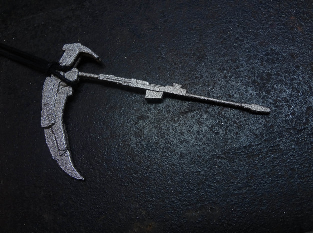 Crescent Rose from RWBY 3d printed