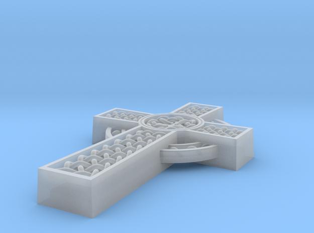 EHNisja  04, High Cross 3d printed