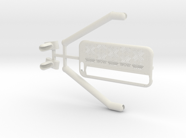 Structure Sensor iPhone 6 Case by Mohammad Ihsan 3d printed