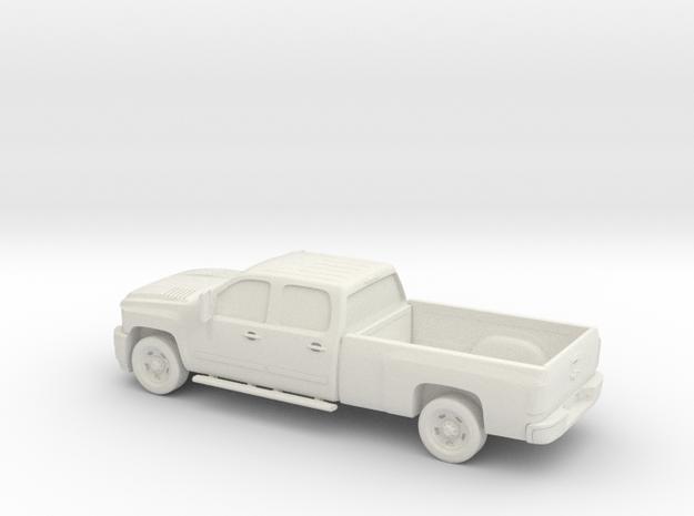 1/87 2011 Chevrolet Silverado HD Crew Cab Long Bed