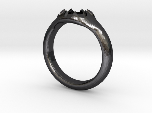 Scalloped Ring (size 5.5) 3d printed