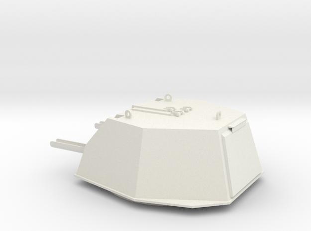 1:16 scale model of DShKM-2BU turret for Soviet WW