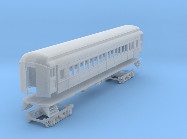 PRR P70 (shortened)(1/160) in Smooth Fine Detail Plastic