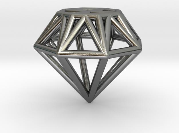 Diamond pendant | necklace | bracelet