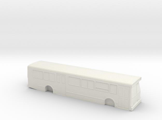 s scale orion v bus in White Natural Versatile Plastic