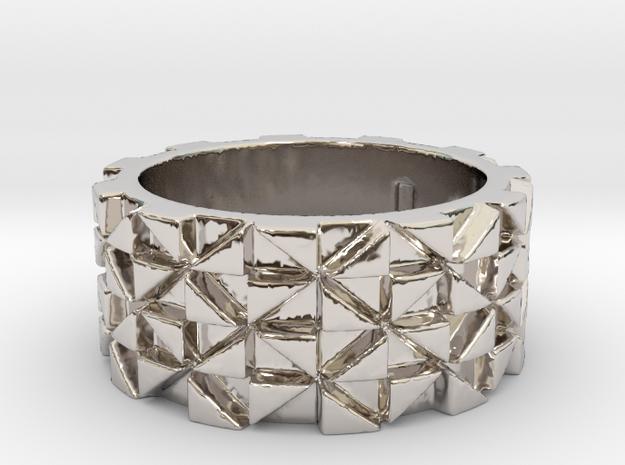 Futuristic Ring Size 4