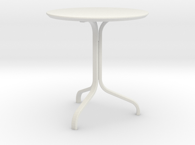 Lamino Style Side Table 1/12 Scale