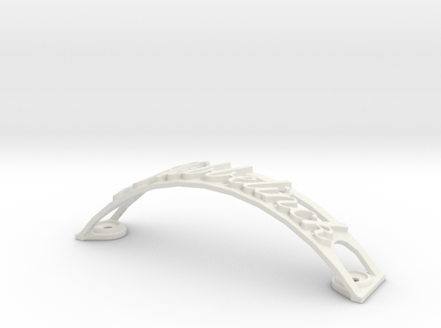 Thebbelinck in White Natural Versatile Plastic