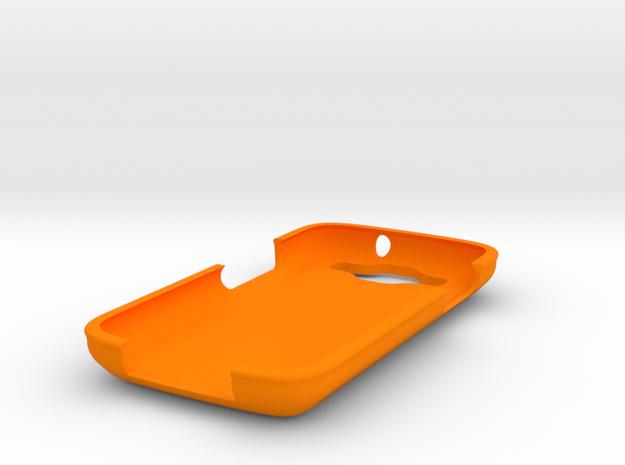 BatmoBear in Orange Processed Versatile Plastic