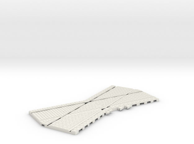 P-32st-tram-crossing-100-live-1a in White Natural Versatile Plastic