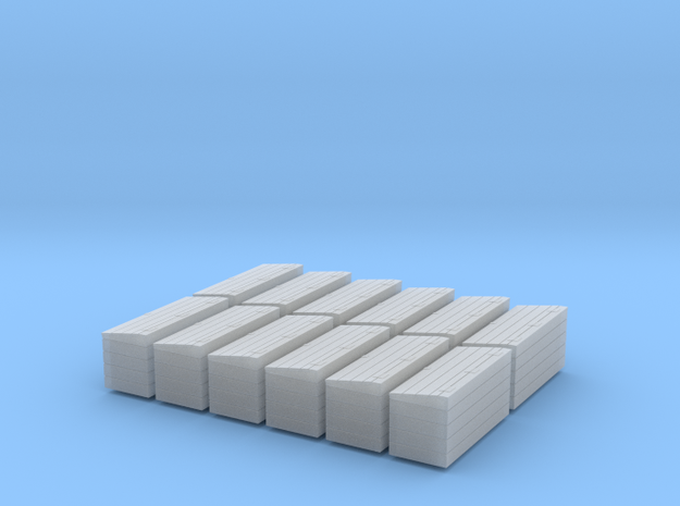 CNR Lineside Toolbox - O SCALE in Smooth Fine Detail Plastic