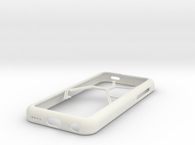 Bay Area Rapid Transit map iPhone 5c case in White Natural Versatile Plastic