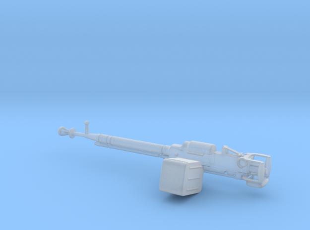 DShK Machine Gun 1:16 in Smooth Fine Detail Plastic