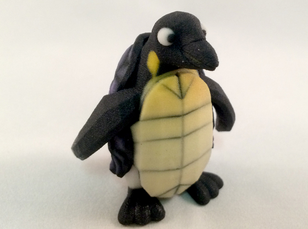 Pengtle in Full Color Sandstone